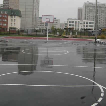 Строительство стадионов детских